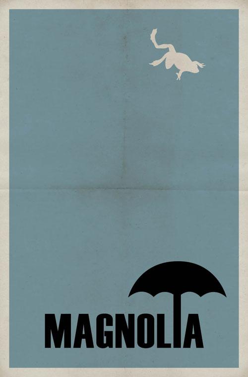 Cinema e design minimalista nei Poster di Matt Owen ...