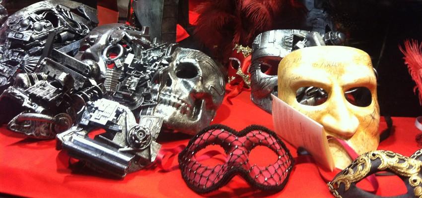 maschere EWS Venezia